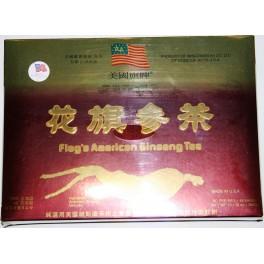 Flag's America Ginseng Tea (30 Bags)