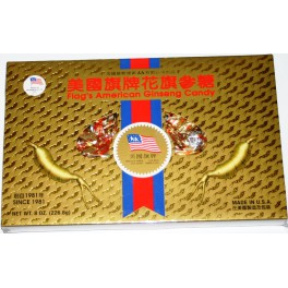 Flag's American Ginseng Candy