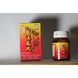 Red Malay Arthritis Pills (Nhan Sam Tuyet)