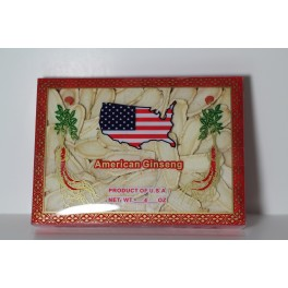 American Ginseng Sliced (Gift Box)